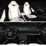 ランボルギーニ・ウラカンLP610-4にて選んだオプション(内装インテリア・エレガンテ)/パーキングセンサー