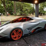 ランボルギーニのコンセプトカー、「Lamborghini EGOISTA(2013)」