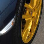 ポルシェ981ボクスターのタイヤの磨耗、メカニカルグリップについて考える