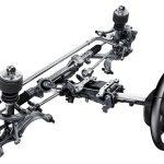 ランボルギーニ・ウラカンに装着したオプション「ランボルギーニ・ダイナミックステアリング」232,740円/流体磁性ダンパー