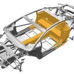 ランボルギーニ・ウラカンのエンジンルームにあるクロスバーの謎