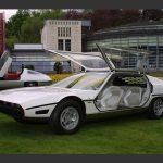 ランボルギーニのコンセプトカー、「Lamborghini MARZAL(マルツァル/1967)」