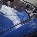 ポルシェ981ボクスター洗車。ボディに辛い季節はそろそろ終わり?