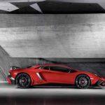 アヴェンタドールSV発表、公式画像が公開に。+50馬力、-50kg(動画あり)