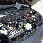 BMW i3のプアなホーンを交換してみる。これで輸入車らしい音に