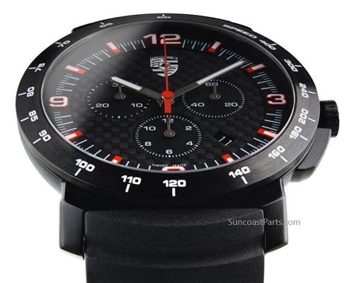 black edition porsche watch chronograph 2