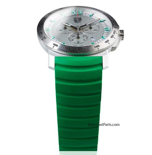 porsche viper green rs watch sport chrono
