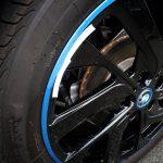 BMW i3のホイール補修完了。とりあえずパっと見で傷はわからないように