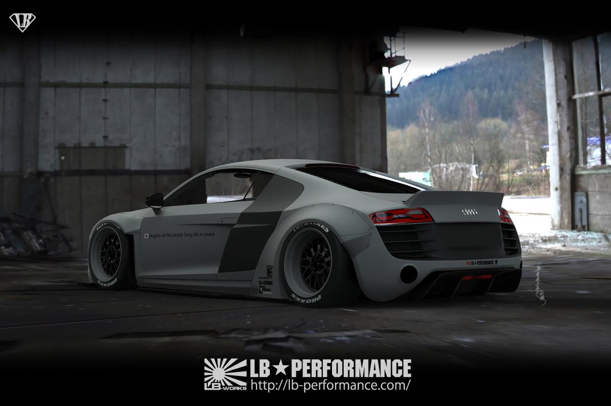 Audi-R80-Liberty-Walk-3