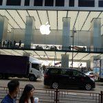 香港のアップルストア訪問。転売ヤーがいまだに跳梁跋扈