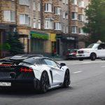 ロシアにて、ツインターボ化されたアヴェンタドール「LP1600-4 Carbonado GT」が目撃される