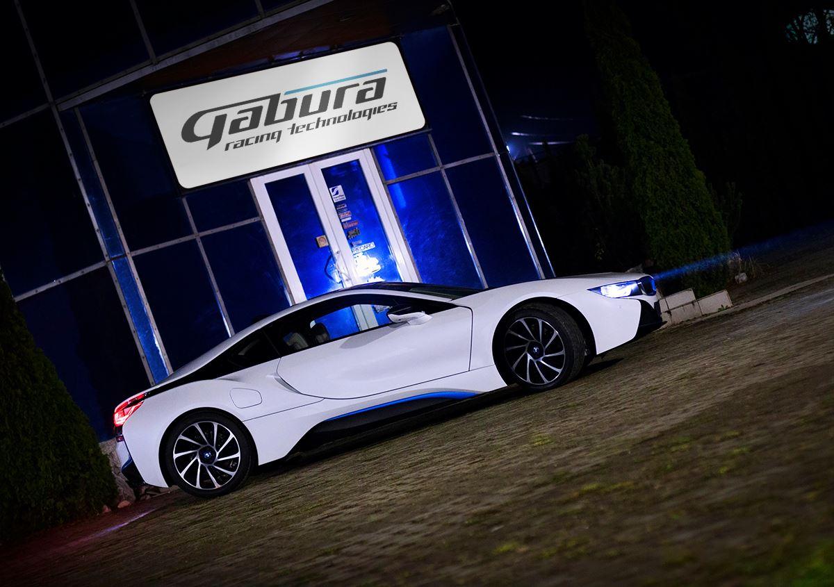 BMW i3 V8 engine Gabura 2