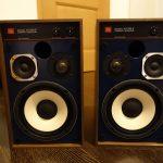 JBL4312M IIを購入してみる。圧縮音源やDVD再生時に使用する予定