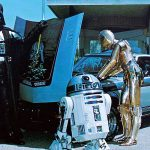 1977年スター・ウォーズ公開当時の「ダース・ヴェーダー・セリカ」行方不明の巻