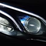メルセデス・ベンツEクラスのヘッドライトはこう光る。公式動画公開に