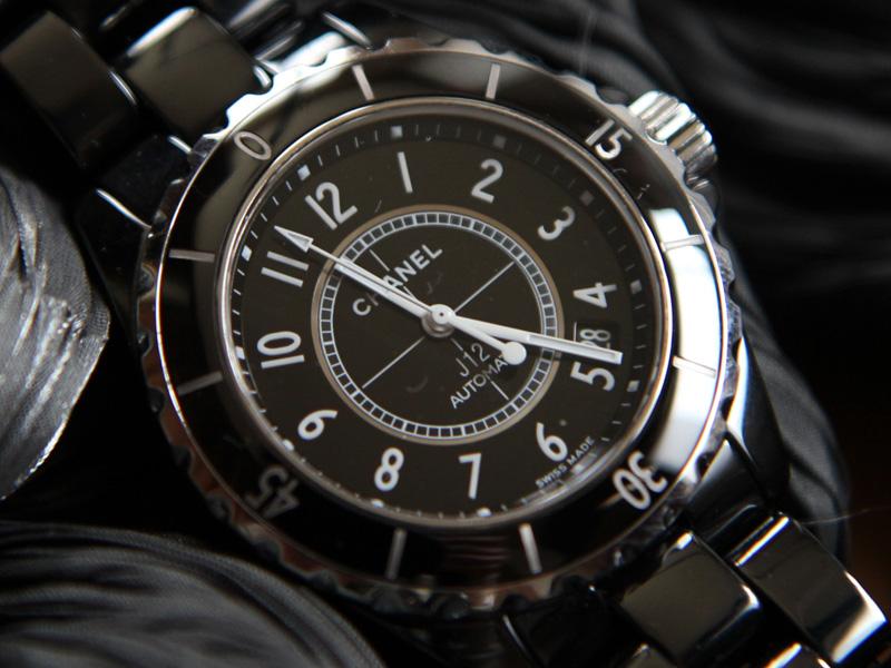CHANEL Watch J12 シャネル 腕時計 セラミック ブラック