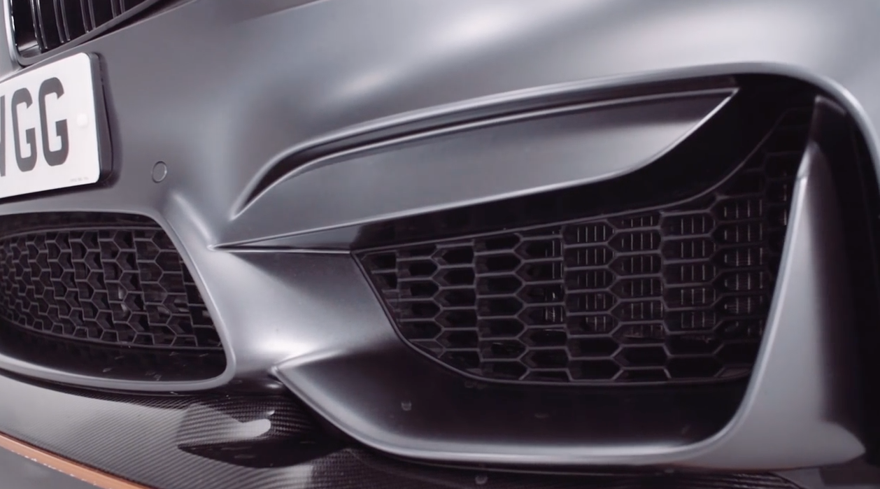 BMW M4 GTS movie sound   動画 エンジン エキゾースト サウンド