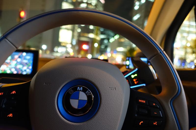 BMW i3 trouble drivetrane maintenance 故障 異常 ドライブトレーン トラブル レンジエクステンダー