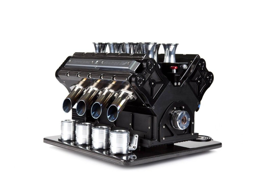 Engine coffee machine 10