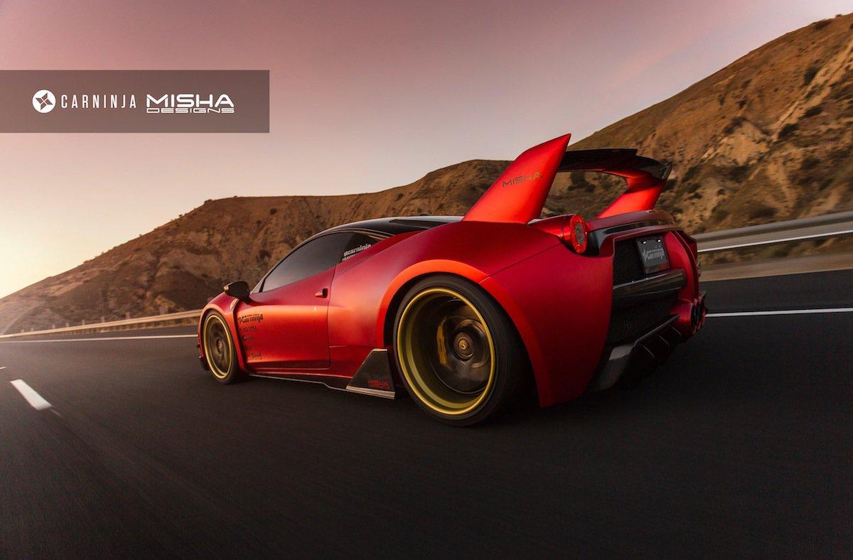 Ferrari-458-by-Misha-Designs-3