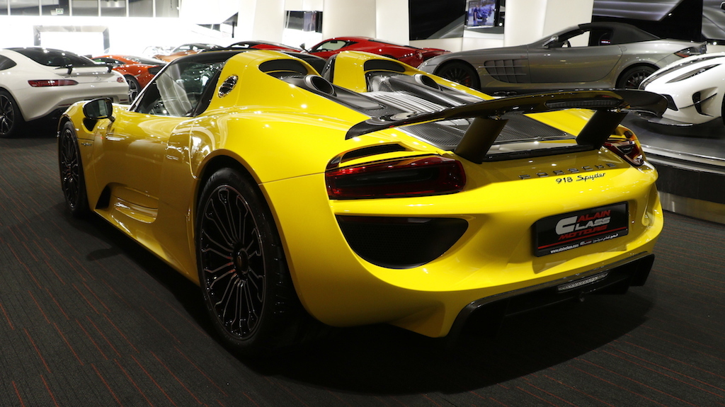 Yellow 918 For Sale11