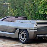 こんなのもあった。ランボルギーニのコンセプトカー、「アトン(ATHON)」