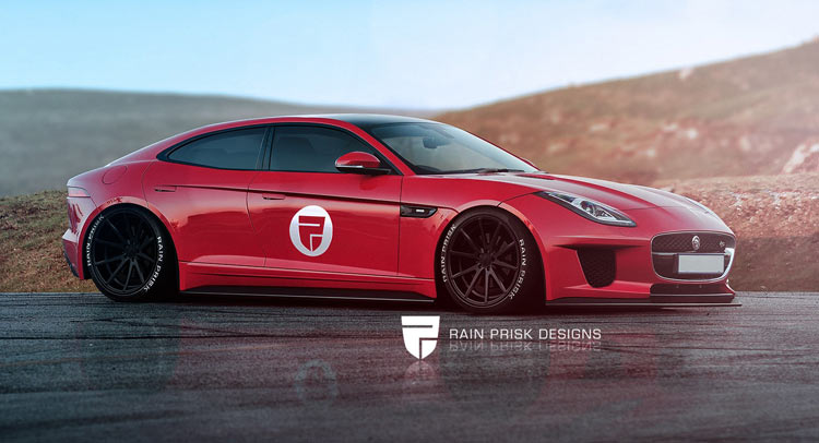 Jaguar-F-Type-sedana