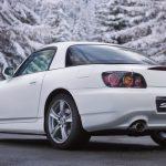 ホンダが70周年の折に新型S2000を発表、というウワサ