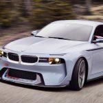 BMWが「2002オマージュ・コンセプト」発表。レトロフューチャーなデザイン