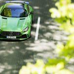 """日本でもメルセデスAMG GT R発表。""""公道走行可能なレーシングカー""""、価格は2300万円"""