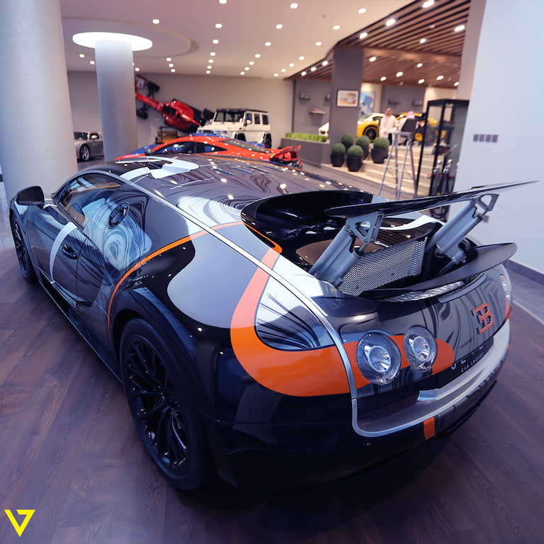 Bugatti Veyron Super Sport for sale2