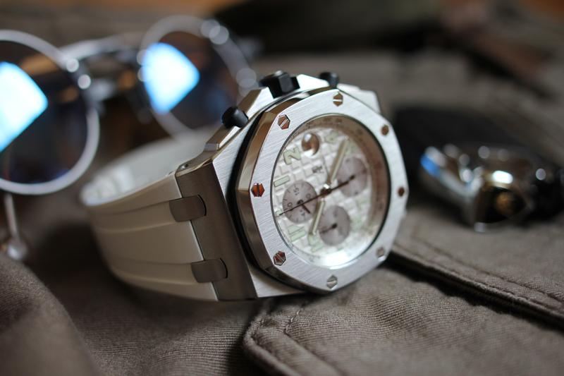 brand new 8e3f3 8374f 腕時計を買おうと思う。オーデマピゲ、ウブロ、パテック ...