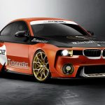 BMWが2002オマージュをアップデート。今度はレースカー風の仕上がりに