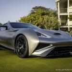 世界初、フルチタンのハイパーカー、「ICONA VULCANO」公開。価格はなんと3億円