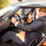 これがアゲーラXSを購入した男だ。パガーニ・ウアイラ、ランボルギーニ・ヴェネーノも保有