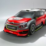 シトロエンがカクタス似の新型C3をベースにしたWRCカー発表。レースカーと言えどもオシャレな仕上げ