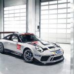 ポルシェが新型GT3カップを発表。なおGT3カップは3000台を販売した「世界でもっとも売れているGTレースカー」