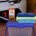 ランボルギーニ・ウラカンの洗車/メンテナンスグッズを紹介。その方法についても解説してみる