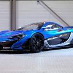 """公道走行可能なマクラーレンP1 GTR、""""P1 LM""""が販売中。レーシングカーを公道へとコンバートし価格は約4億円"""