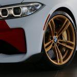 BMWがM2/M3/M4向けのMパフォーマンス新パーツを公開。前後異径ホイールも