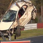 【まとめ】ニュルブルクリンク他、サーキットやイベントでの事故/クラッシュ動画集
