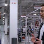 ディカプリオがテスラ工場を訪問。イーロン・マスクと環境について語る動画