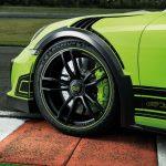 テックアート史上最強。アクティブエアロ+最大720馬力の「911GTstreetR」発表