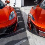 マクラーレンが新たなMSO HSの画像を公開。ボルケーノ・オレンジ+カーボン仕様