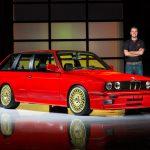 """なぜ?あの「グリオズ・ガレージ」がBMW E30 M3 """"3ドア""""ツーリングワゴンを製作"""