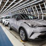 トヨタがC-HRの生産をトルコで開始。日本での発売もあと一ヶ月とカウントダウン状態に