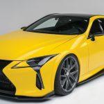 レクサスが発売前のLC500をカスタムしてSEMAへ。900馬力以上、GT3スペック、でもオシャレ