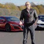 意外となかった。BMW i8とホンダNSXとを比較したレビュー動画が登場