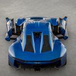レズバニが「ビースト・アルファ」発表。ロータスのシャシーにホンダエンジン、スライドドアのスポーツカー