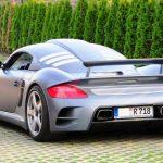 ルーフがジュネーブにて独自スーパーカー発表の可能性。ポルシェエンジンを900馬力以上にチューンか
